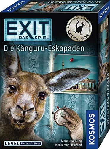 KOSMOS 695071 EXIT - Das Spiel - Die Känguru-Eskapaden, für...