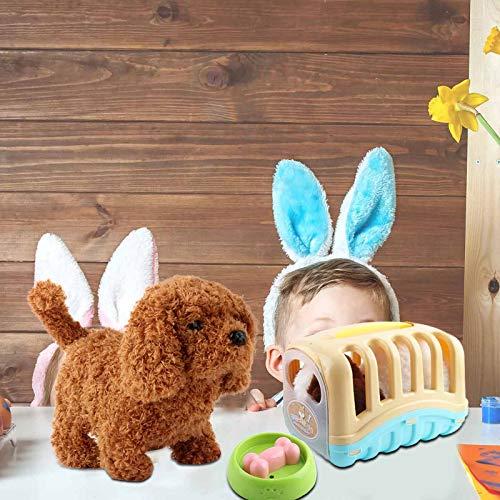 KAMEIMEI Pet Toys Hundespielzeug Unzerstörbares elektrisches...
