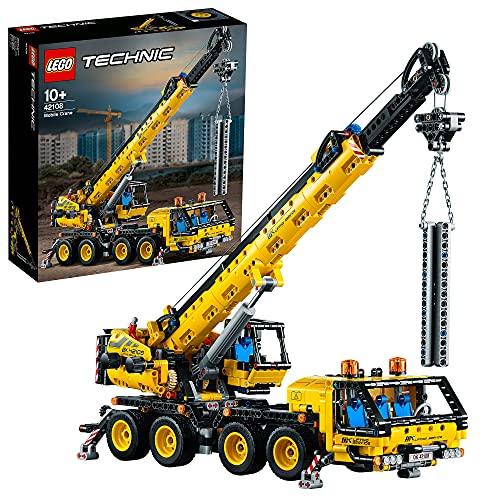 LEGO 42108 Technic Control Kran-LKW, Spielzeug, Bausatz für...