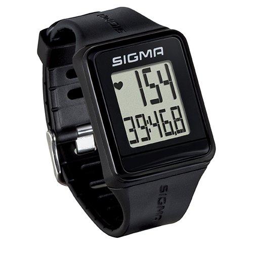 Sigma Sport Pulsuhr iD.GO black, Herzfrequenz-Messung,...