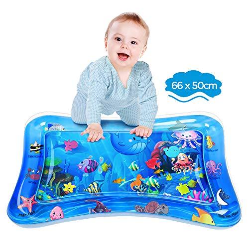 Dusor Wassermatte Baby, Wasserspielmatte BPA-frei, Baby Spielzeug...