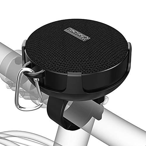 Onforu Bluetooth Lautsprecher, IP65 Wasserdicht Duschlautsprecher...