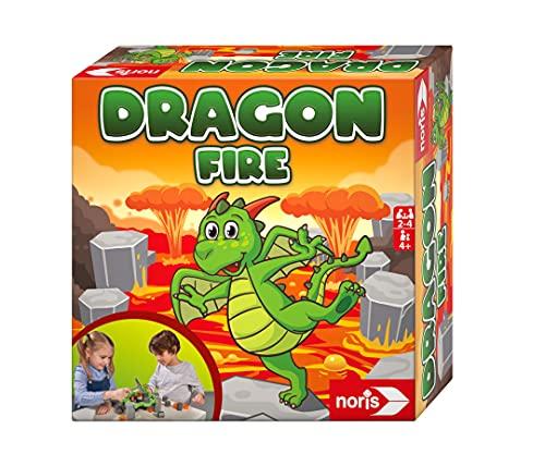 Noris 606064479 - Dragon Fire, das Geschicklichkeitsspiel mit...