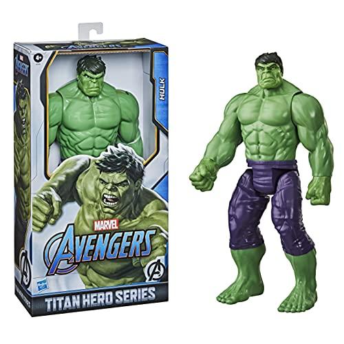 Hasbro E74755L2 Marvel Avengers Titan Hero Serie Blast Gear...