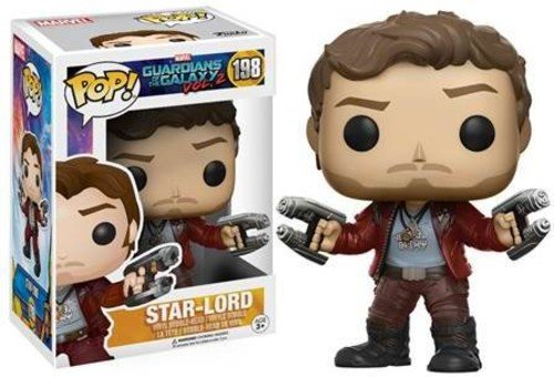 Funko 12784 Actionfigur 'Guardians O/T Galaxy 2: Star-Lord' (Modell sortiert)