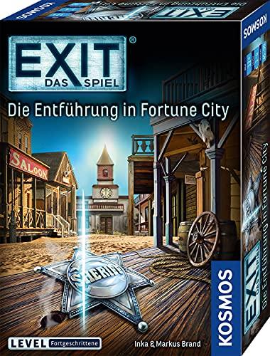 KOSMOS 680497 EXIT Das Spiel - Die Entführung in Fortune City,...