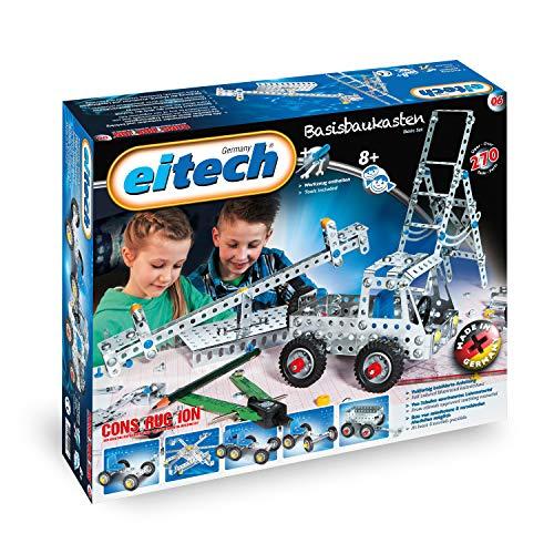 Eitech 00006 Modellbaukästen-Bausatz-Set, Mehrfarbig, Multi...
