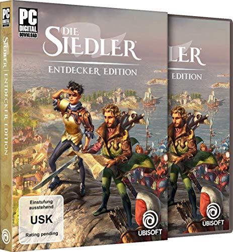 Die Siedler - Entdecker Edition - [PC - Code in the box -...