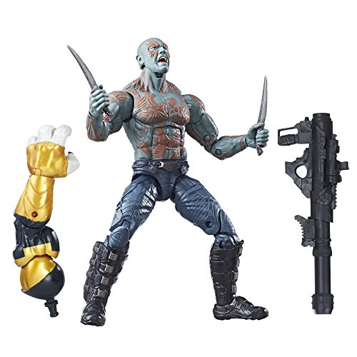 Hasbro Guardians of The Galaxy Legends Serie Star-Lord Figur,...