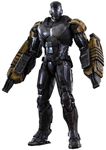 Hot Toys Maßstab 1: 6'Iron Man Mark xxv-Striker Movie Masterpiece Serie Figur (grau)