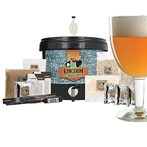 Brewferm Kingdom® - Bierbrauset Zum Selber Brauen - Triple - 5...
