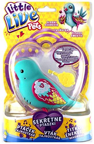 Little Live Pets 28390 Tweet sprechender Vogel ,farblich sortiert