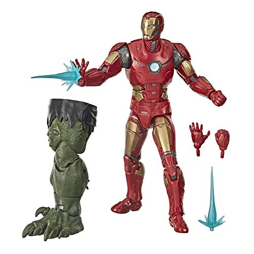 Hasbro Marvel Legends Series Gamerverse 15 cm große Iron Man Action-Figur, ab 4 Jahren