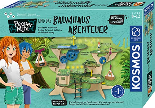 Kosmos 602369 Pepper Mint und das Baumhaus-Abenteuer, Erforsche...