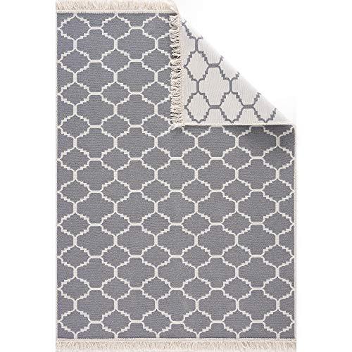 Fashion4Home Teppich Läufer - Tepiche für Wohnzimmer,...