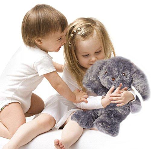 Kufl Wärmestofftier Hase für Babys und Kinder – Wärmekissen...