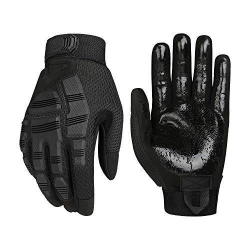 Yizhet Sport Handschuhe Tactical Handschuhe Motorradhandschuhe...