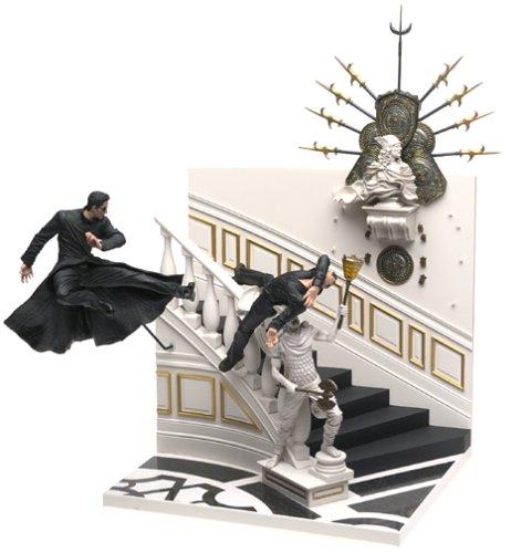 McFarlane Matrix Reloaded / Neoshatou Szene (Japan Import / Das...