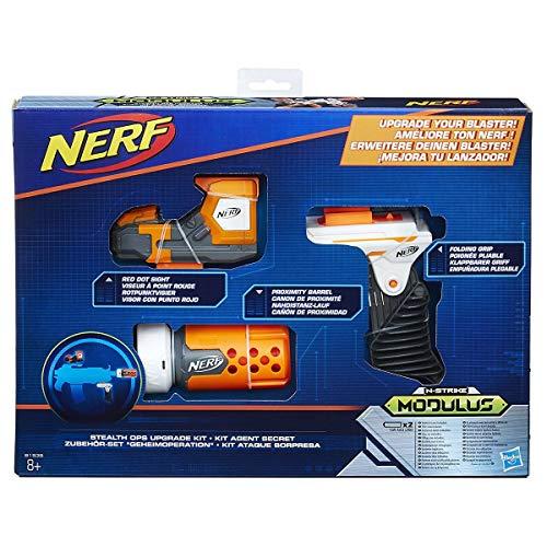 Hasbro Nerf B1535EU4 - N-Strike Elite Modulus Zubehör-Set...
