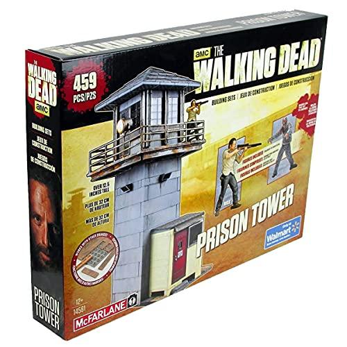 McFarlane The Walking Dead Building Set -Prison Tower & Gate