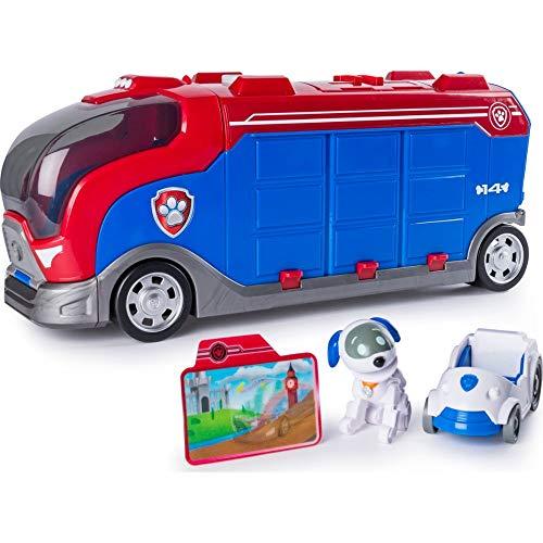 PAW Patrol Mission Paw - Mission Cruiser - Robo - Hund und...