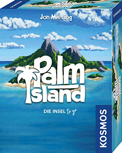 KOSMOS 741716 - Palm Island, Die Insel to go, Spielt sich bequem...