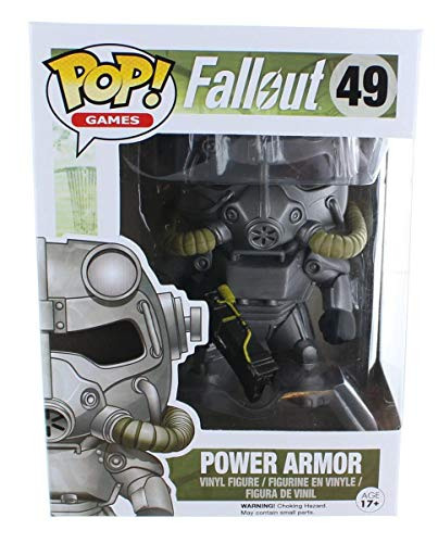 Funko Fallout POP! Games Vinyl Figur Brotherhood of Steel 9 cm...
