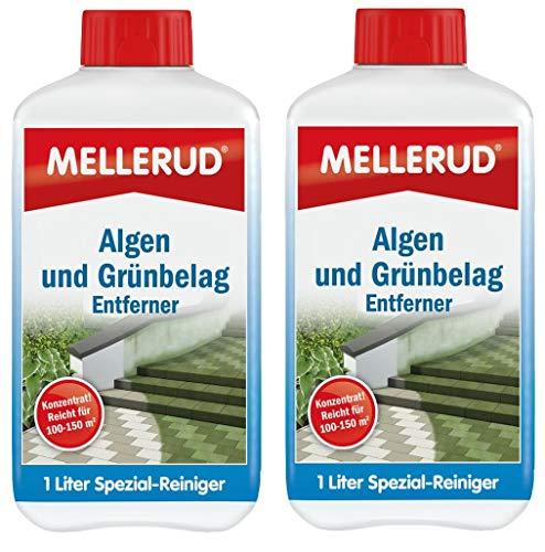 MELLERUD Algen- und Grünbelag-Entferner 1   2   4 Liter...