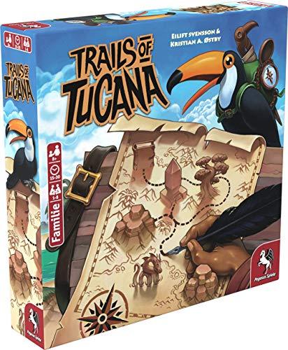 Pegasus Spiele 53150G - Trails of Tucana