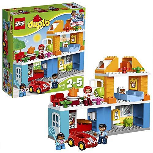 LEGO Duplo 10835 - Familienhaus, Spielzeug für drei Jährige