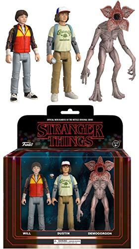 Stranger Things Actionfiguren- Set 2