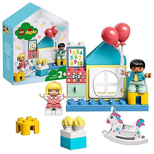 LEGO 10925 DUPLO Spielzimmer-Spielbox für Kleinkinder ab 2...