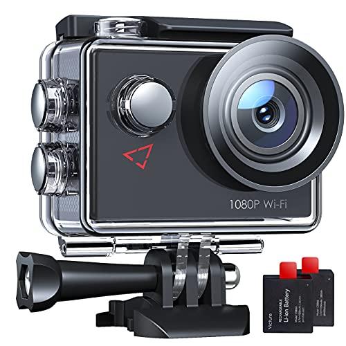 AC420 Action Cam 14MP WI-Fi Full HD 1080P wasserdichte Sport...