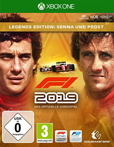 F1 2019 Legends Edition [Xbox One]