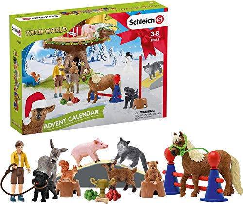 SCHLEICH 98063 Adventskalender 2020 Farm World