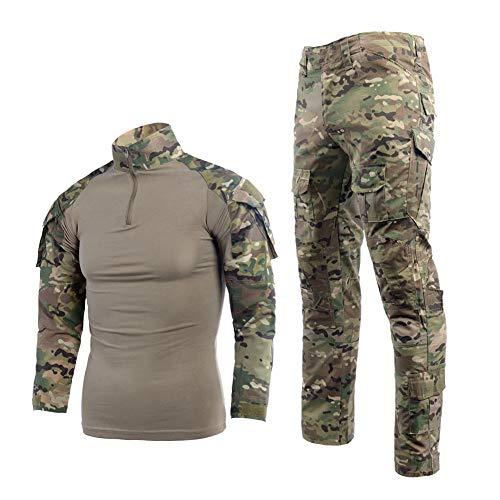 Tactical Gear Airsoft-Kleidung, Combat-Shirts, Hosen für Herren,...