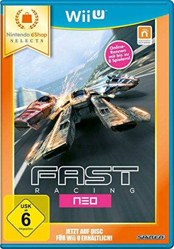 FAST Racing NEO Nintendo - eShop Selects - [Wii U]
