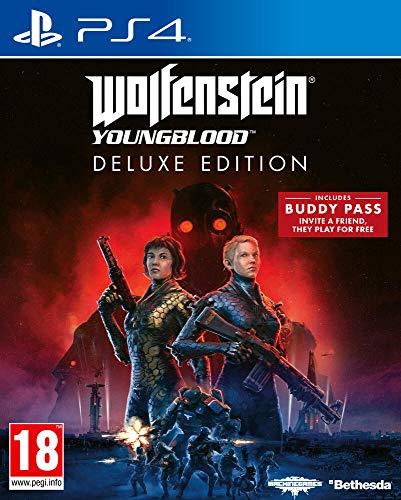 Wolfenstein Youngblood - Deluxe Edition (Deutsche Version)...