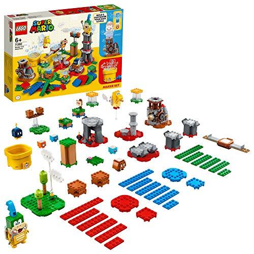 LEGO Super Mario Baumeister