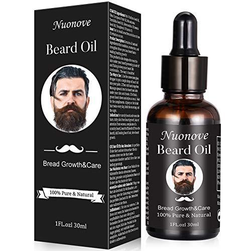Bartöl, Beard Oil, Bartwuchsöl, Bartwuchsmittel für einen...