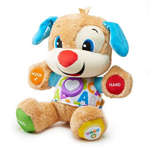 Fisher-Price FPM50 - Lernspaß Hündchen Baby Spielzeug und...