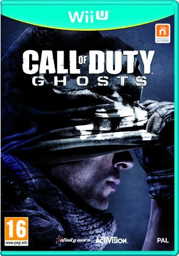 Call of Duty: Ghosts (Nintendo Wii U) by ACTIVISION