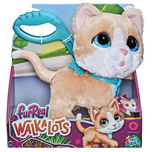 Hasbro FurReal F1998ES1 Walkalots Große Racker Katze...
