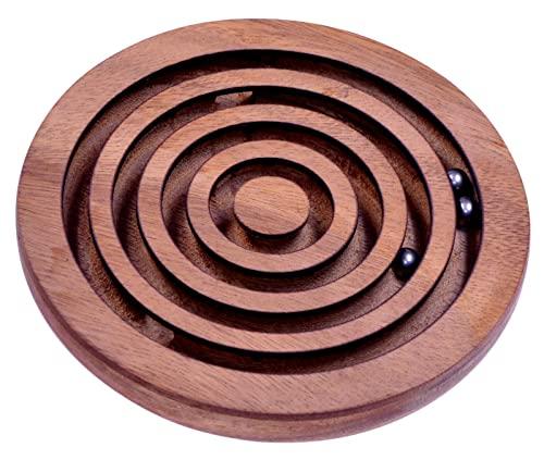 Kugel Labyrinth - 2. Wahl - Geschicklichkeitsspiel - Denkspiel -...