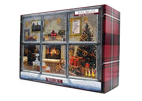 Whisky Adventskalender International Edition 2021 - Vita Dulcis -...