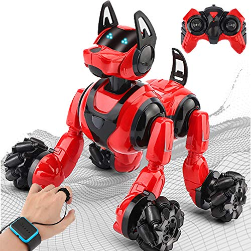 XLNB Roboter, Fernbedienung Hunderoboter, Mini Roboter Pet,...