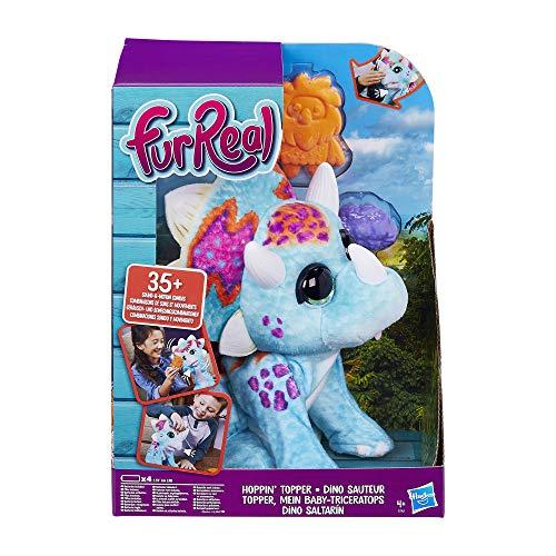 Hasbro furReal Topper, Mein Baby-Triceratops, interaktives...