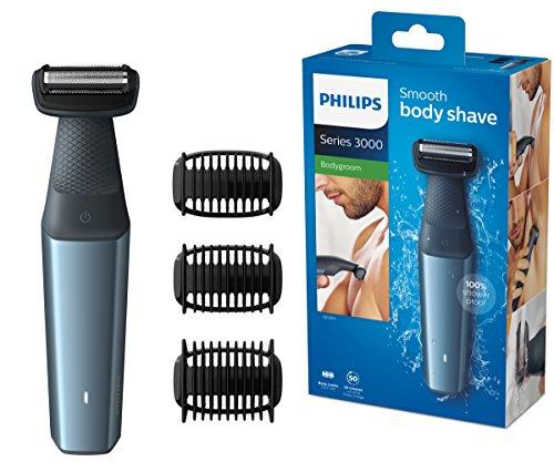 Philips Bodygroom Series 3000 hautfreundlicher Körperrasierer...