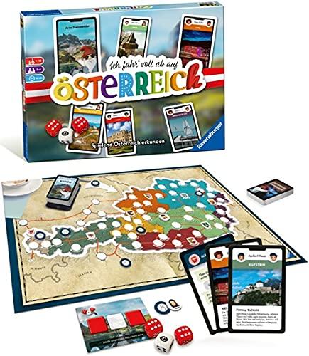 Ravensburger - 27453 Familienspiel - Ich fahr'voll ab auf...