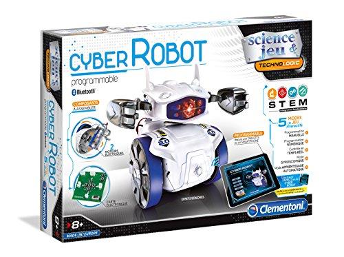 Clementoni–52182–Cyber Roboter